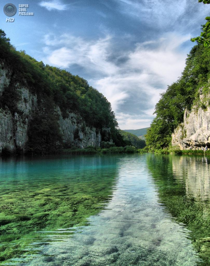 Хорватия. Плитвицкие озёра. (Stanislav-1959)