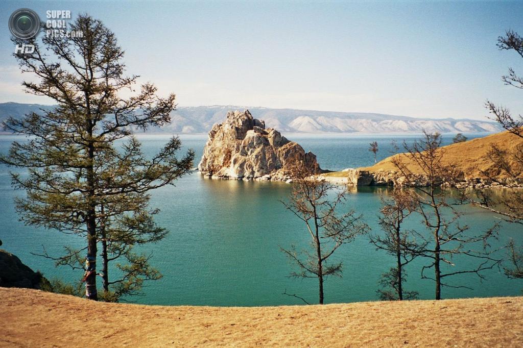 Россия. Озеро Байкал. Наибольшая глубина — 1 642 м. (Kirsten Buerger)