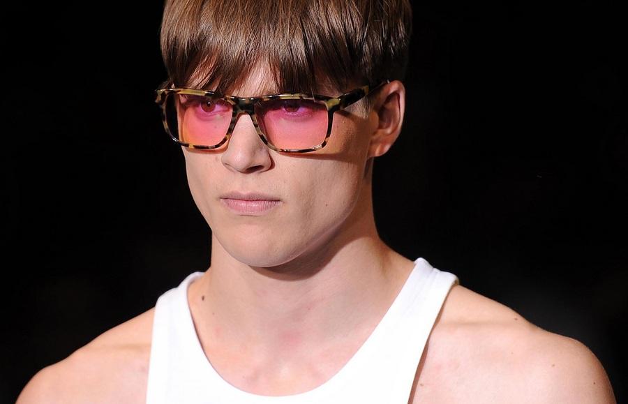 Calvin Klein - Runway - Milan Fashion Week Men's Collections S/S 2014