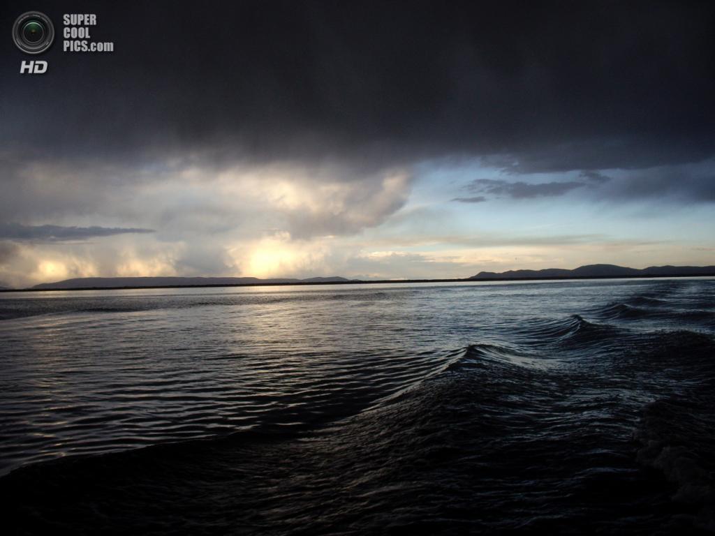 Озеро Титикака. (Pallares1)