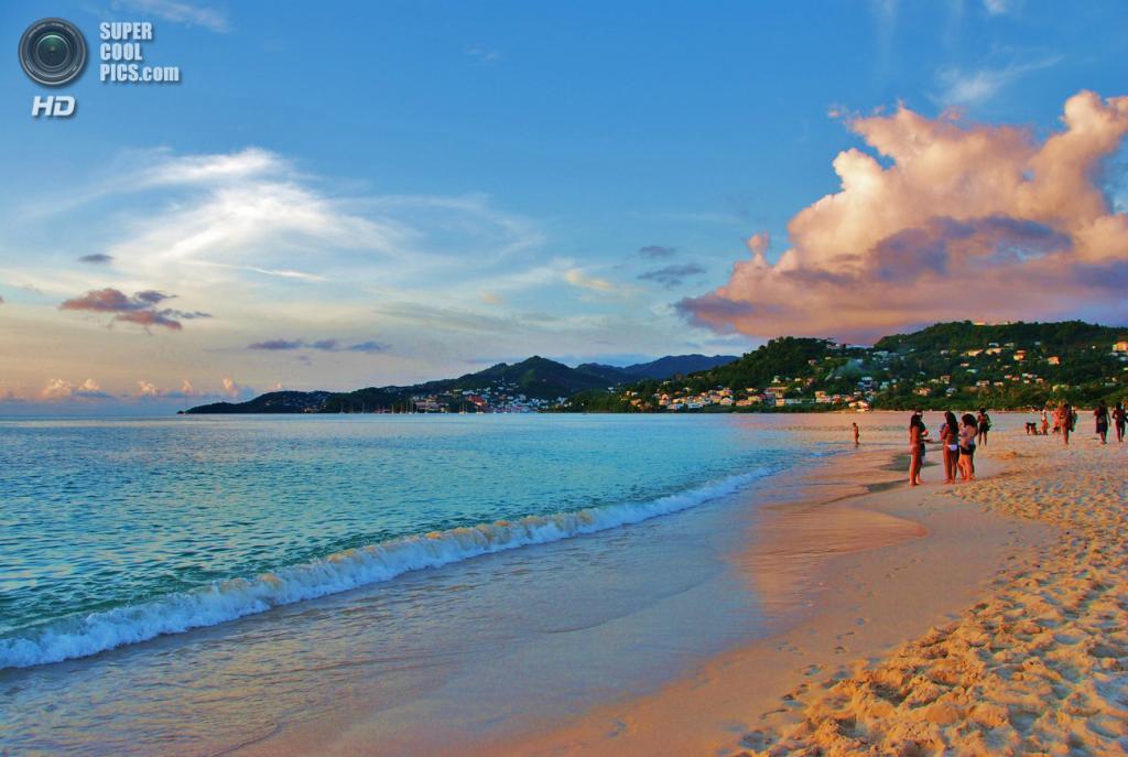 14. Гренада. Площадь 344 км². Население — 110 000 чел. Соседка Сент-Винсента и Гренадин. Занимает остров Гренада и южную часть островов Гренадины в архипелаге Малых Антильских островов в Карибском море. (Varun Kapoor)