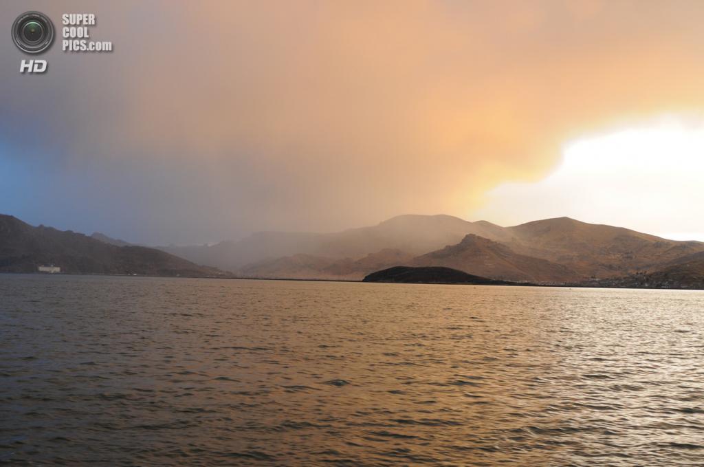 Озеро Титикака. (iris-G62)
