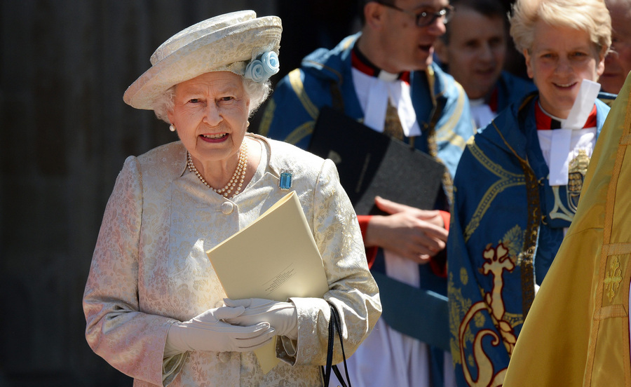 Queen Elizabeth's 60 years coronation commemorations