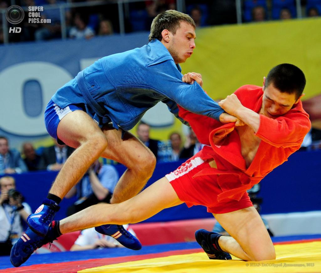 Российские самбисты — сильнейшие (10 фото) — SuperCoolPics
