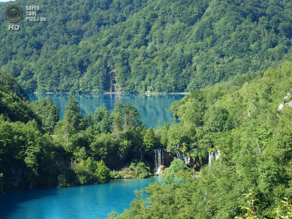 Хорватия. Плитвицкие озёра. (Валерия (Надь)