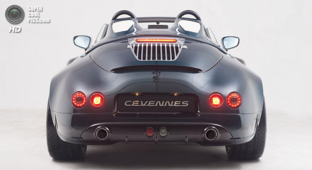 PGO Cévennes Water Snake. (PGO Automobiles)