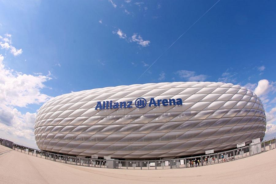 Стадион чемпионов (5 фото)