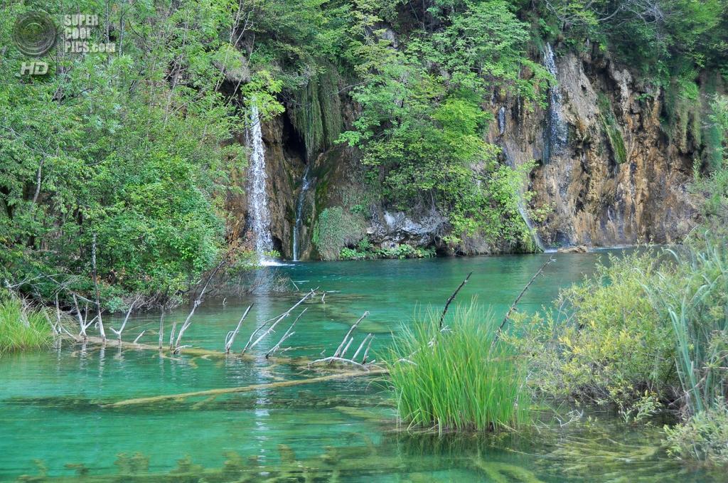 Хорватия. Плитвицкие озёра. (kostin-ss-1951)