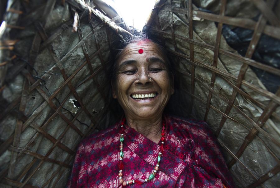 Nepal rice planting season starts