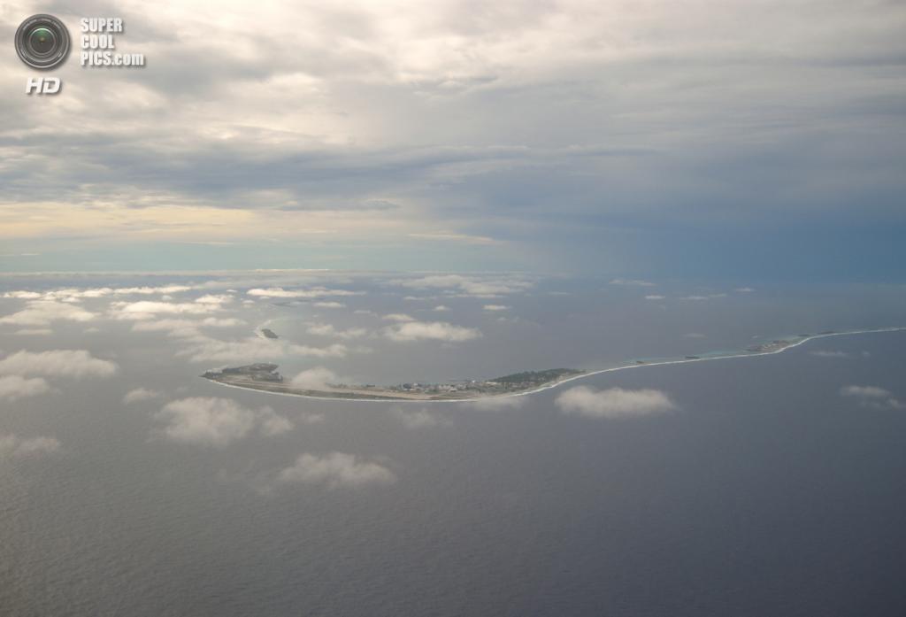 9. Республика Маршалловы Острова. Площадь 181 км².  Население — 68 000 чел. Свободная ассоциация с США, расположенная на 29 атоллах и пяти островах одноименного архипелага. (Matt Kieffer)