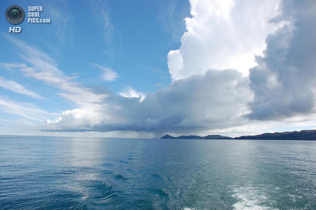 Озеро Титикака. (Илья)