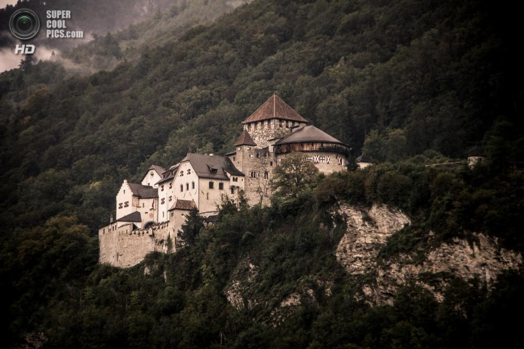 8. Княжество Лихтенштейн. Площадь 160,4 км². Население — 36 281 чел. Одно из карликовых государств Европы. Находится между Швейцарией и Австрией. (Nataraj Metz)