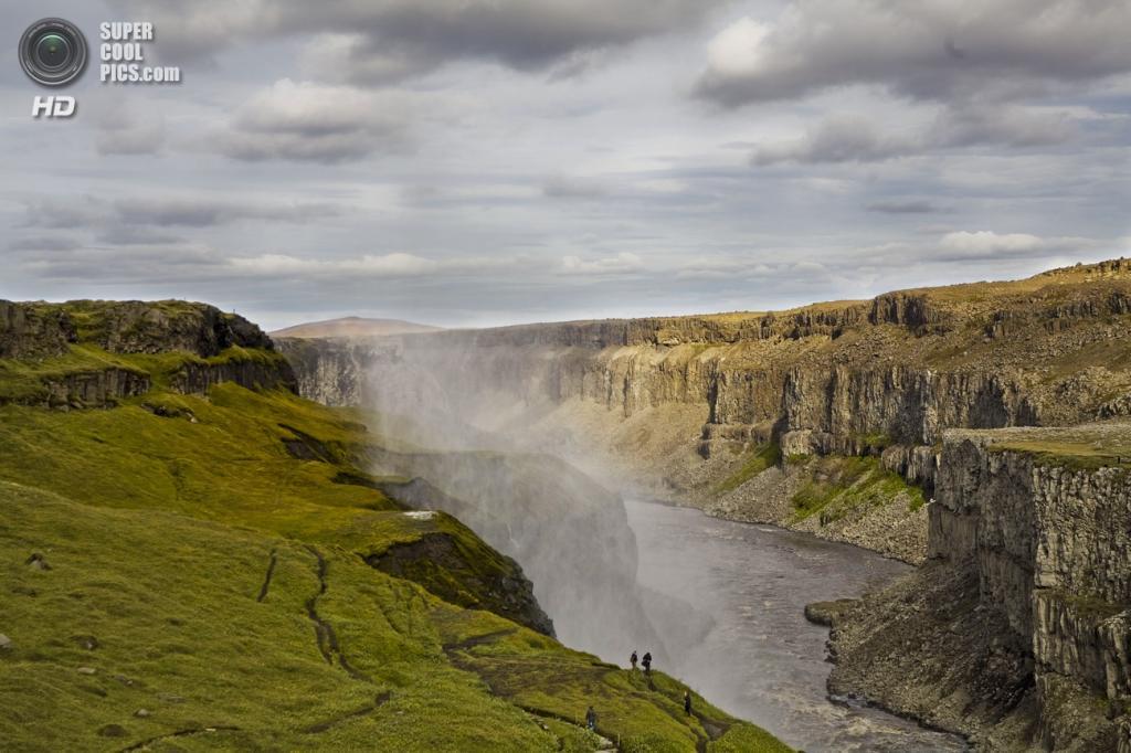 Исландия. Исландия. Национальный парк Йёкульсаурглювур. (Ernie Trölf)