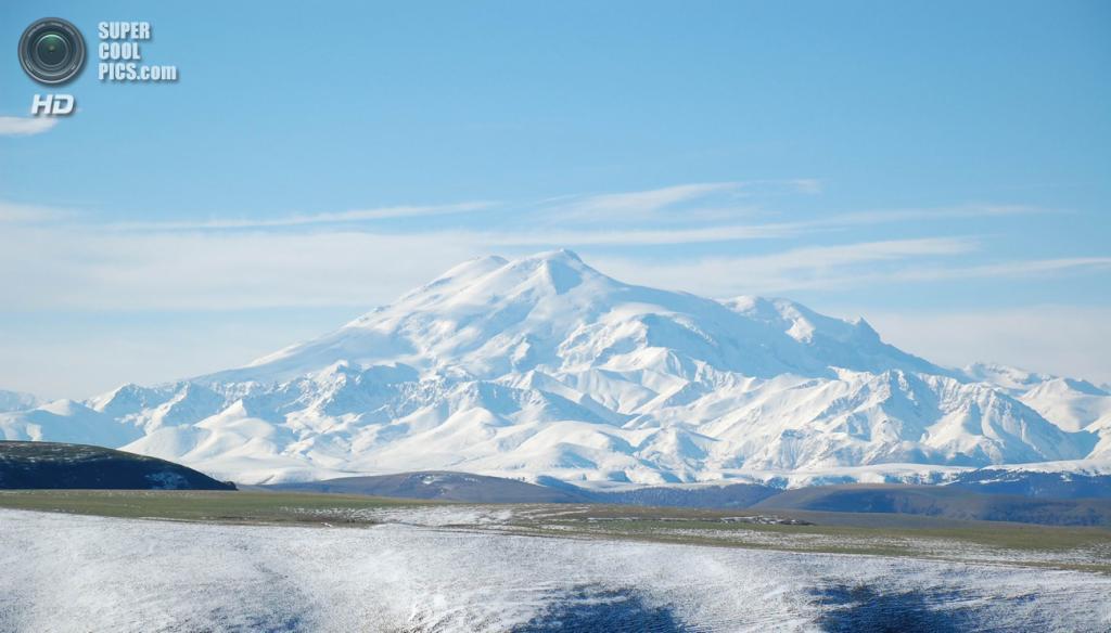 Гора Эльбрус. Последнее извержение — 50 год. (JukoFF)