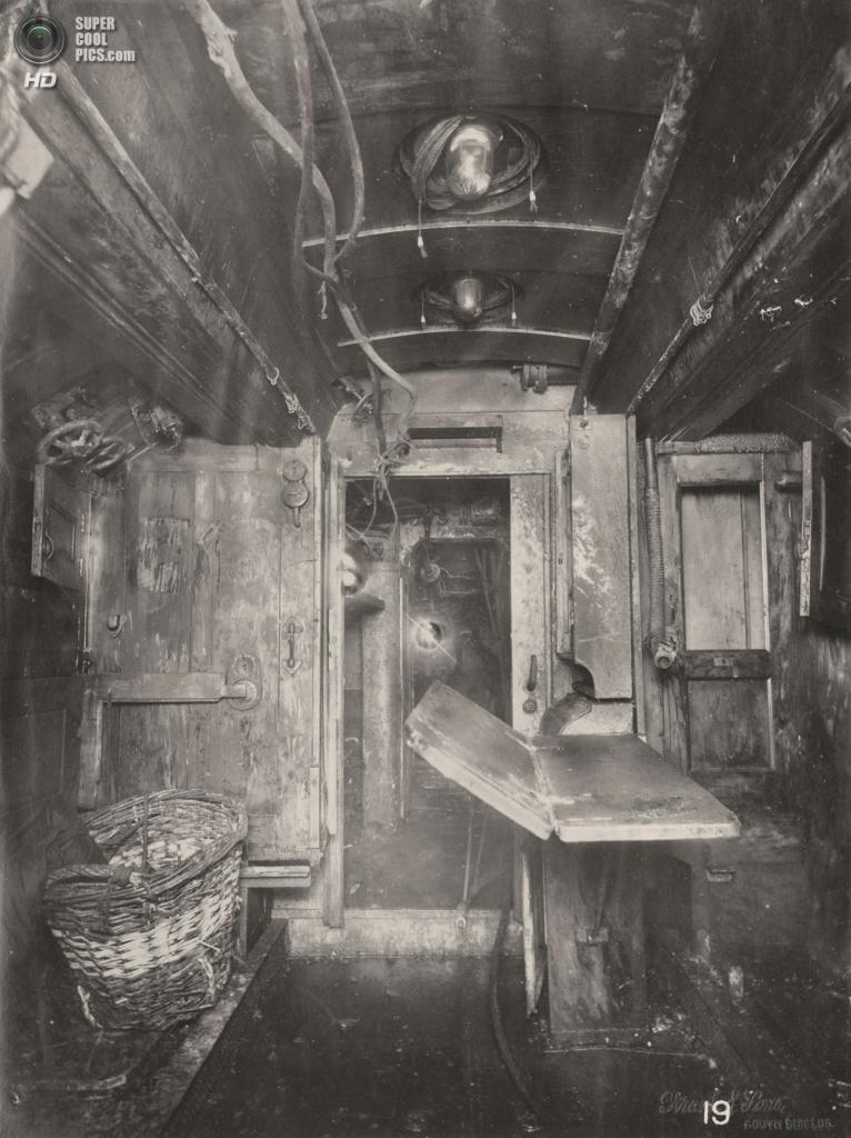 Великобритания. Уолсенд, Тайн-энд-Уир, Англия. 1918 год. Жилое пространство. (Tyne & Wear Archives & Museums)