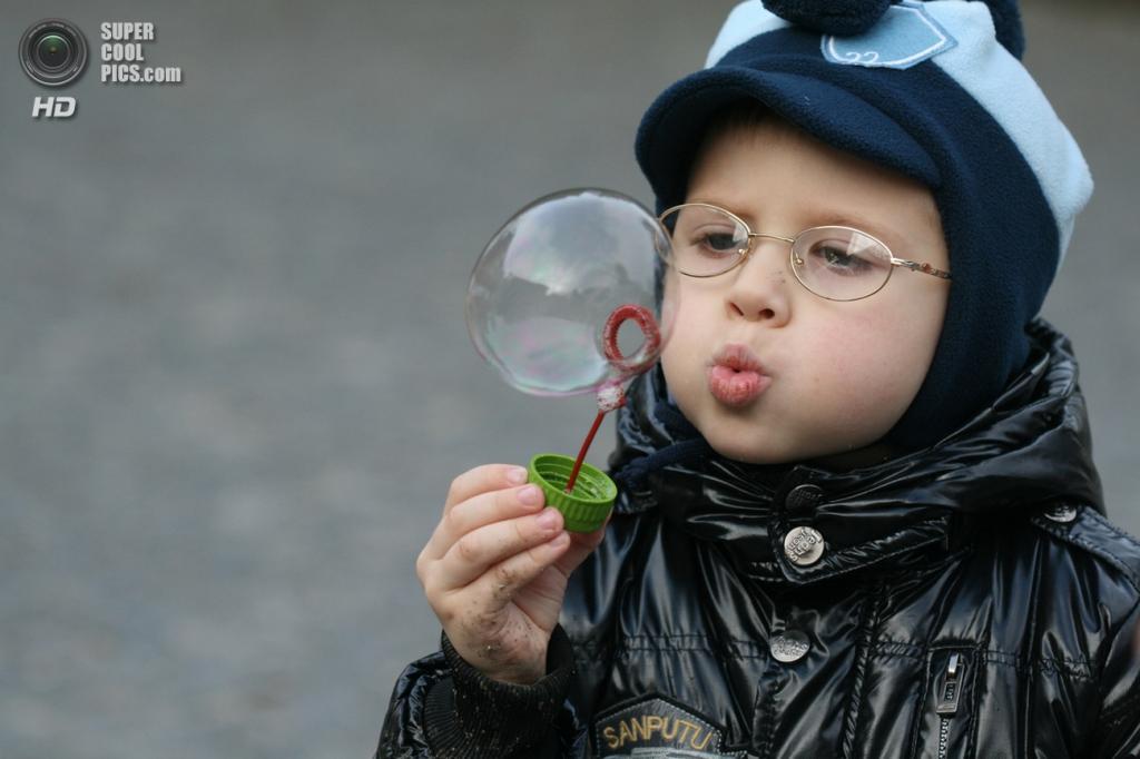 Мыльные пузыри. (olena2552)