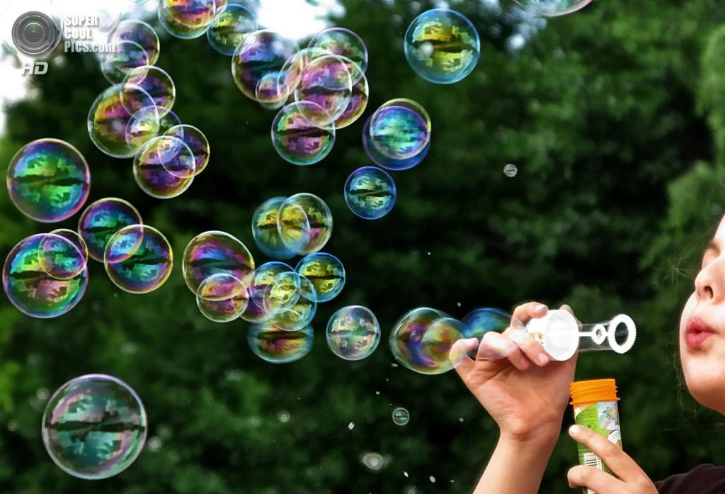Мыльные пузыри. (Smithiantha)