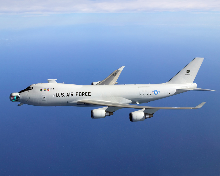 Звезда смерти: Мини-версия от Boeing (7 фото)