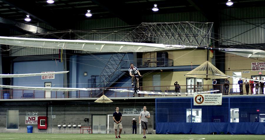 Приз Сикорского продержался 33 года (4 фото + 2 HD-видео)