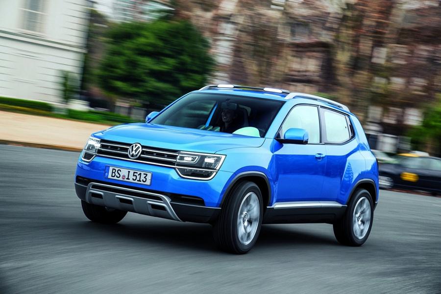 Volkswagen Taigun: Из концепта в Россию (12 фото + HD-видео)