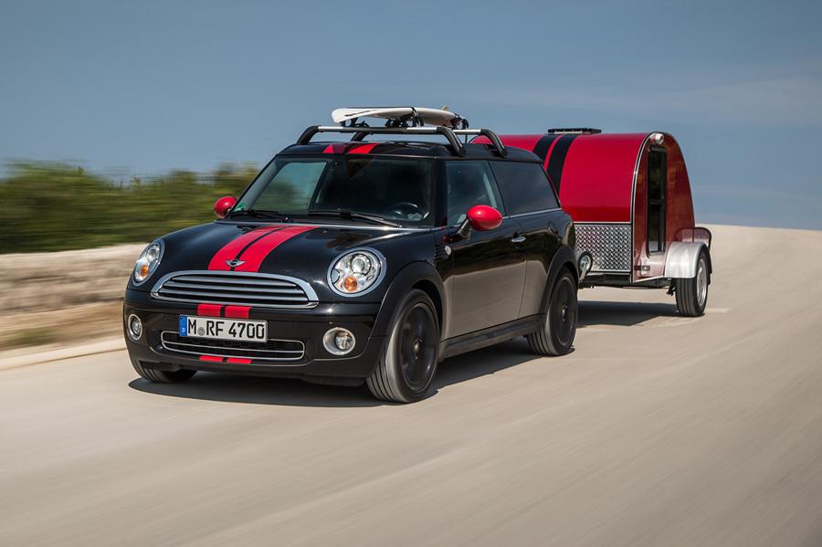 MINI Cowley Caravan. (BMW AG/MINI)
