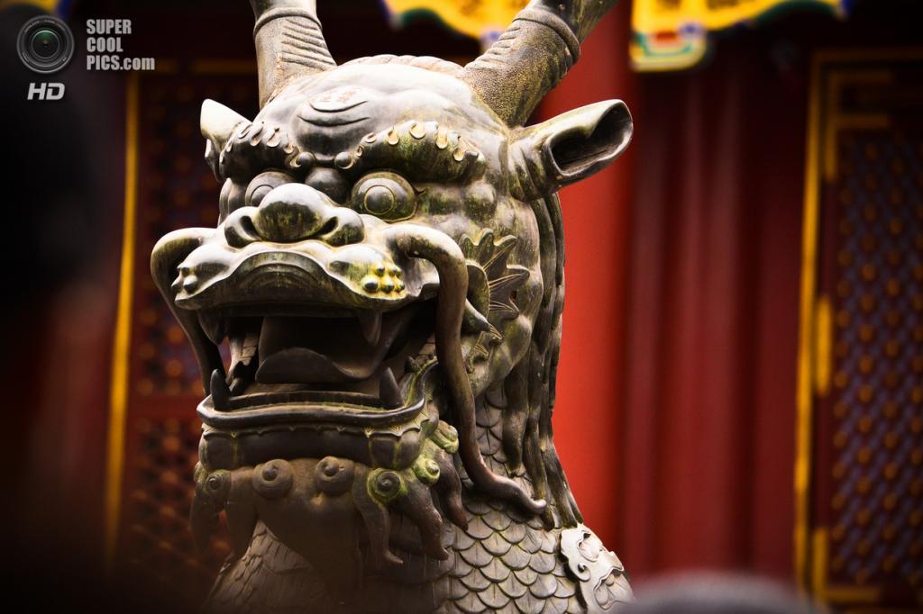 Китай. Пекин. (Michael Abshear)