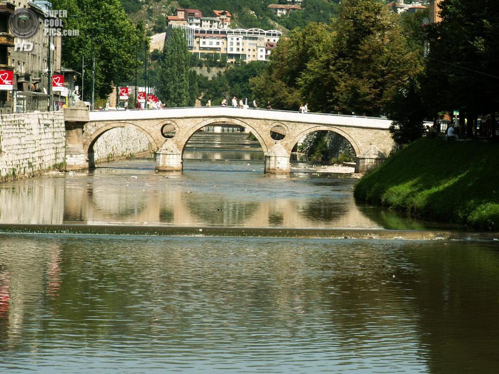 10-е место. Босния и Герцеговина. Сараево. (jaime.silva)