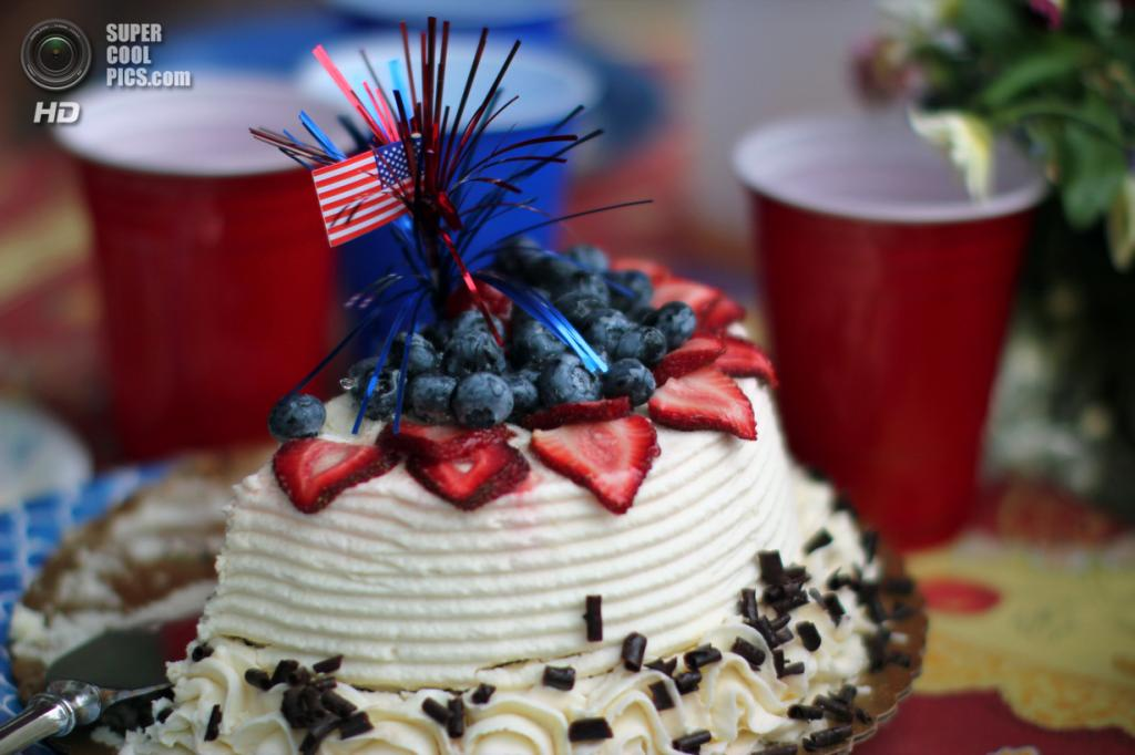 День независимости США. (Victorgrigas)