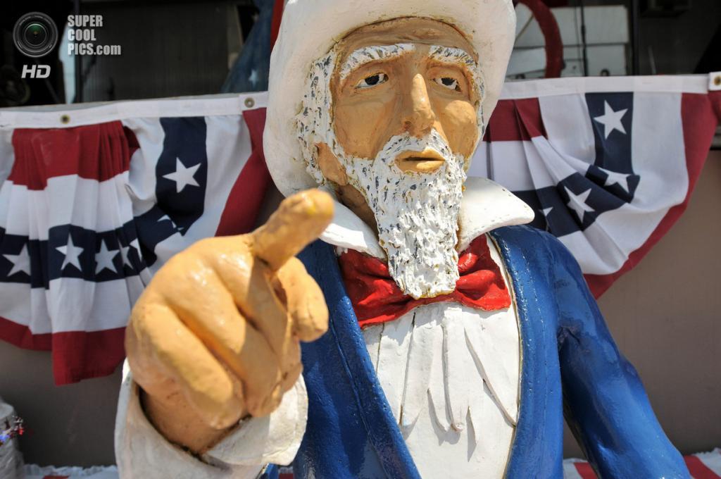 День независимости США. (MNBG East)