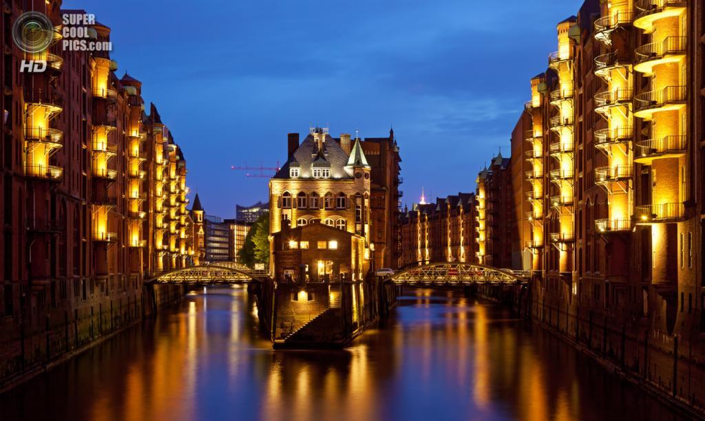 2-е место. Германия. Гамбург. (Thomas Wolf)