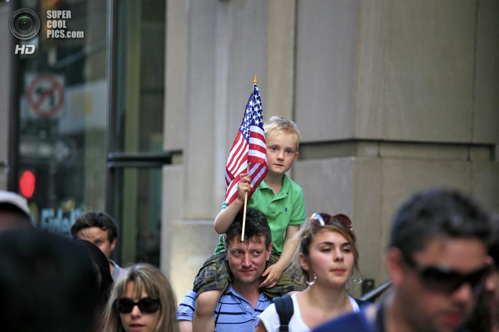 День независимости США. (Alex E. Proimos)