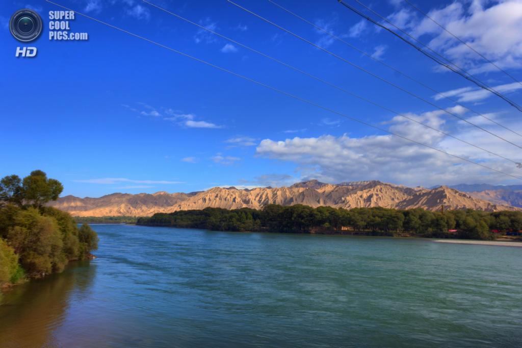 Река Хуанхэ. (Jucember)