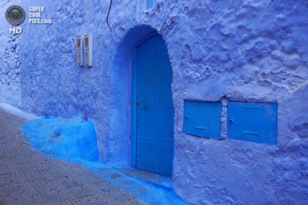 Марокко. Шефшауен. (iretchka)