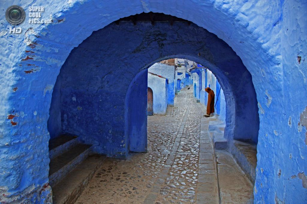 Марокко. Шефшауен. (Paul Davison)