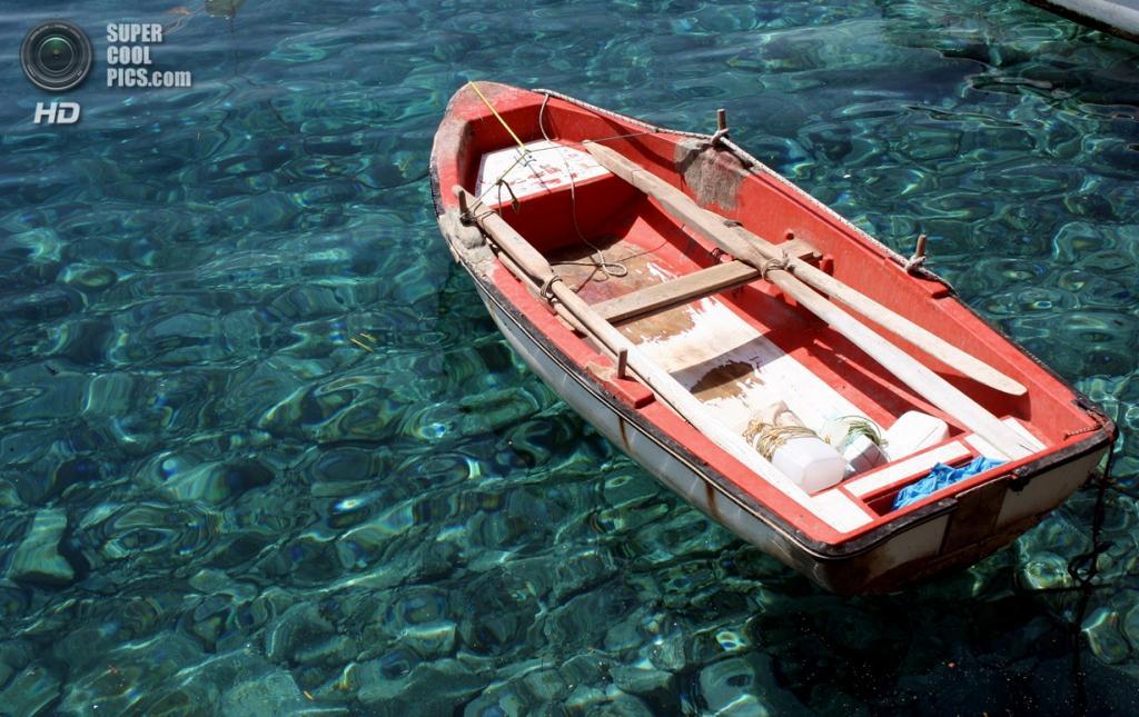 Греция. Остров Санторини. (Jon Rawlinson)