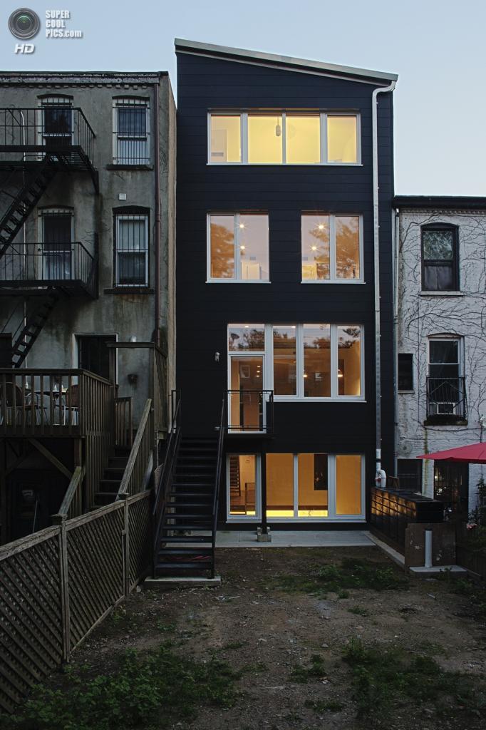 Tighthouse: Первый пассивный дом Нью-Йорка (14 фото)