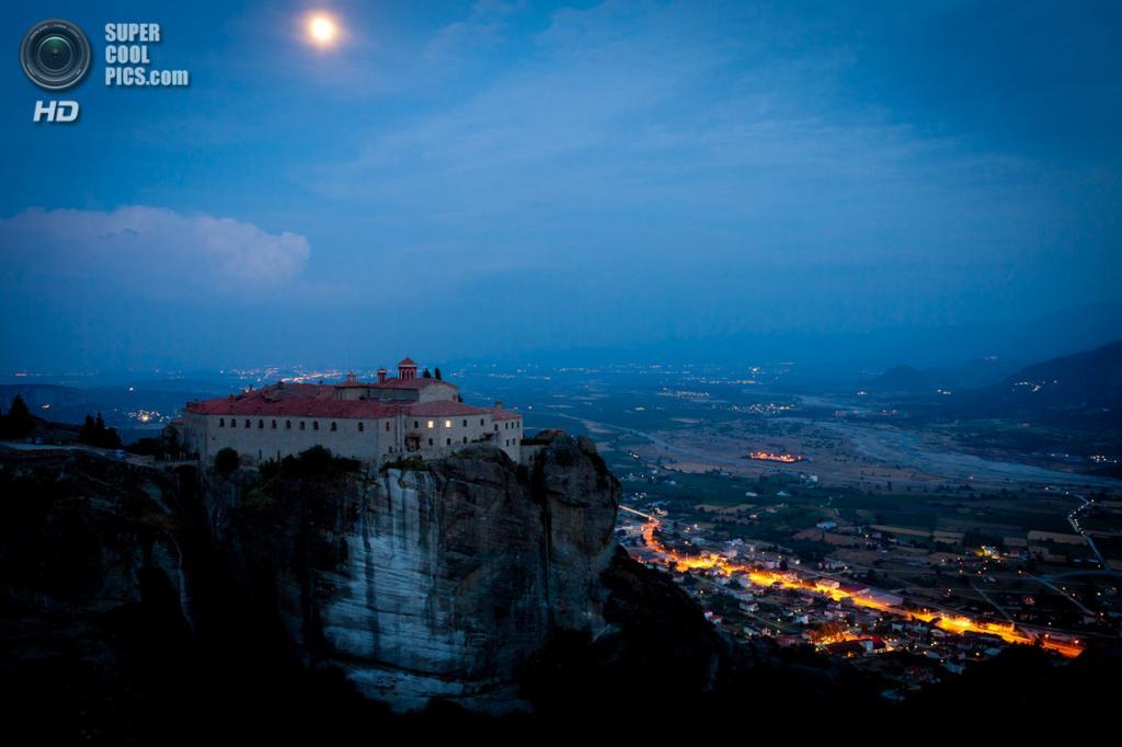 Греция. Монастырь Святого Стефана. (Iam Rebelone)