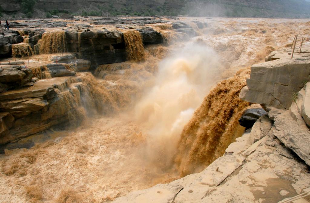 Водопад «Носик чайника» (10 фото)