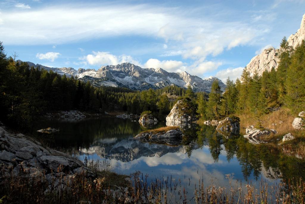 Триглавский национальный парк — гордость Словении (15 фото)