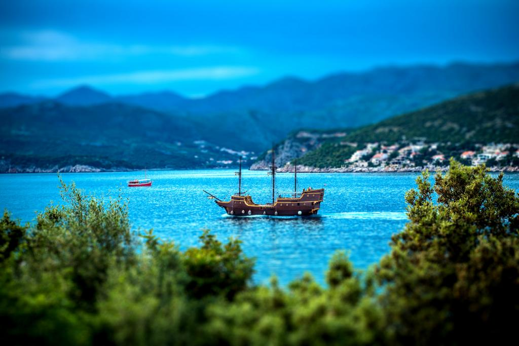 Балканское великолепие Дубровника (15 фото)