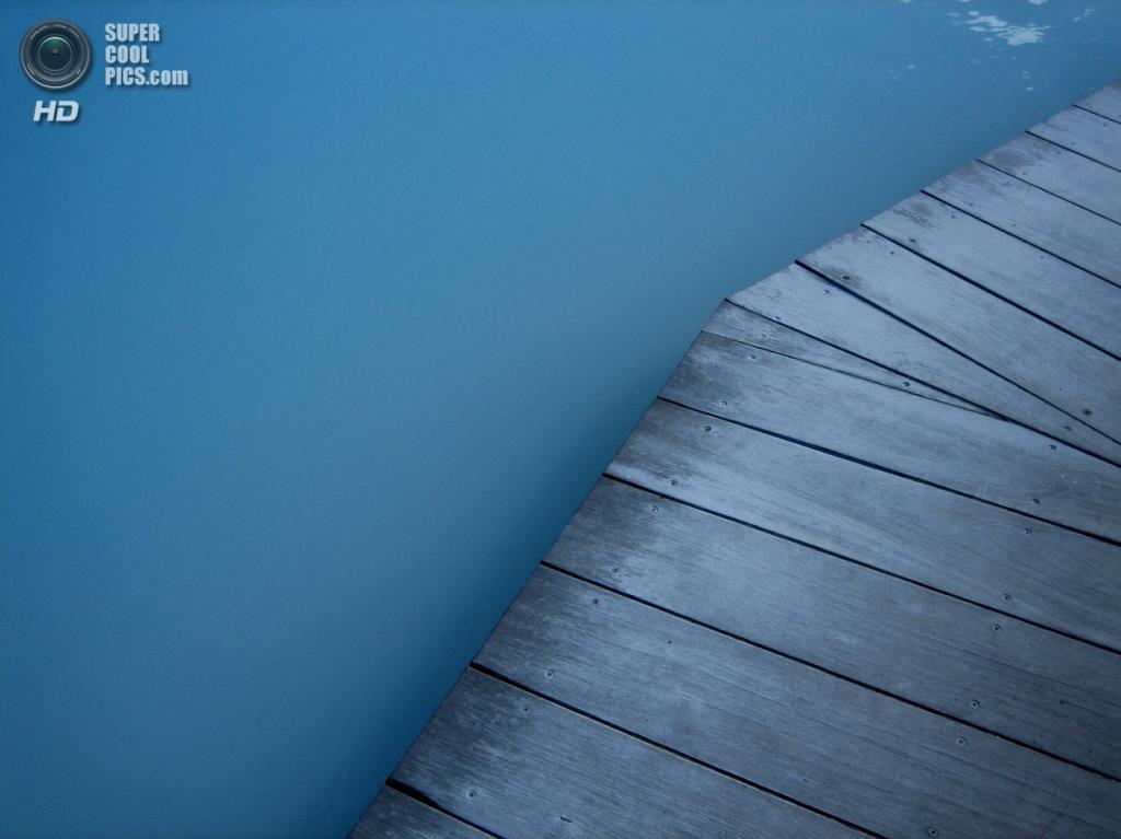 Исландия. Гриндавик, Рейкъянес. Геотермальный курорт «Голубая лагуна». (Sarah Jane)