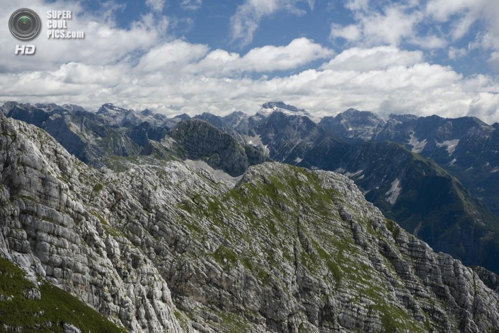 Словения. Триглавский национальный парк. (John Trigg)