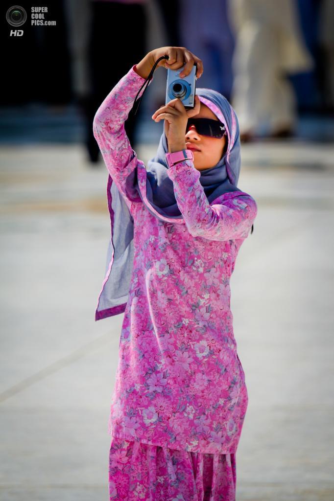 Объединённые Арабские Эмираты. Абу-Даби. Мечеть шейха Зайда. (Asim Bharwani)