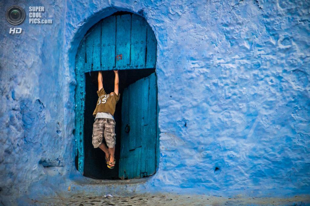Марокко. Шефшауен. (Sabino Parente)