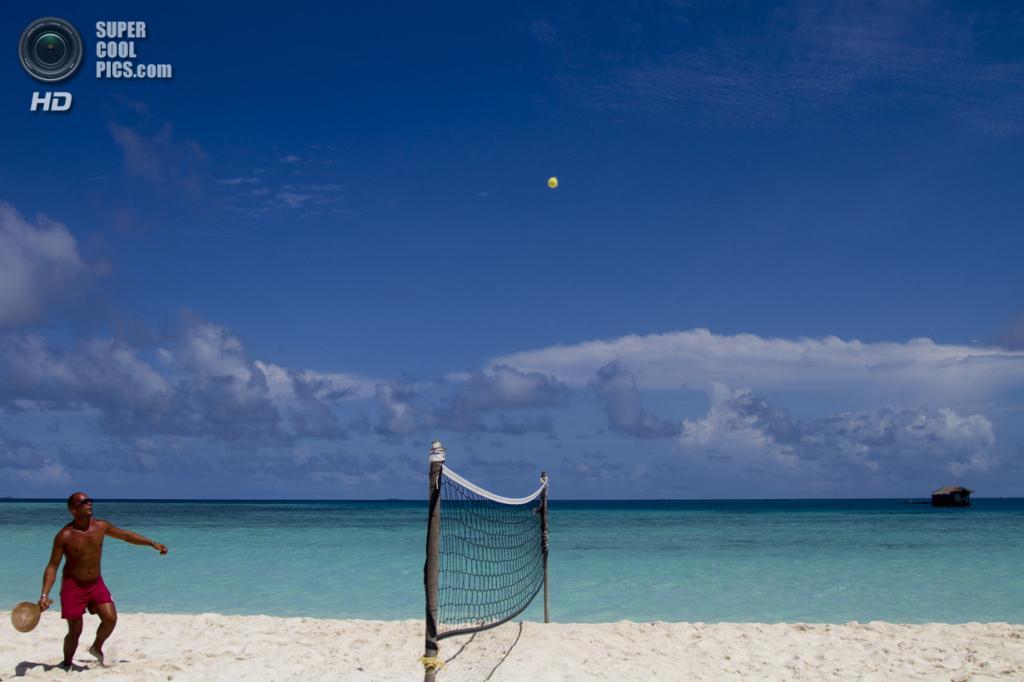 Мальдивы. (Luca Grieco)