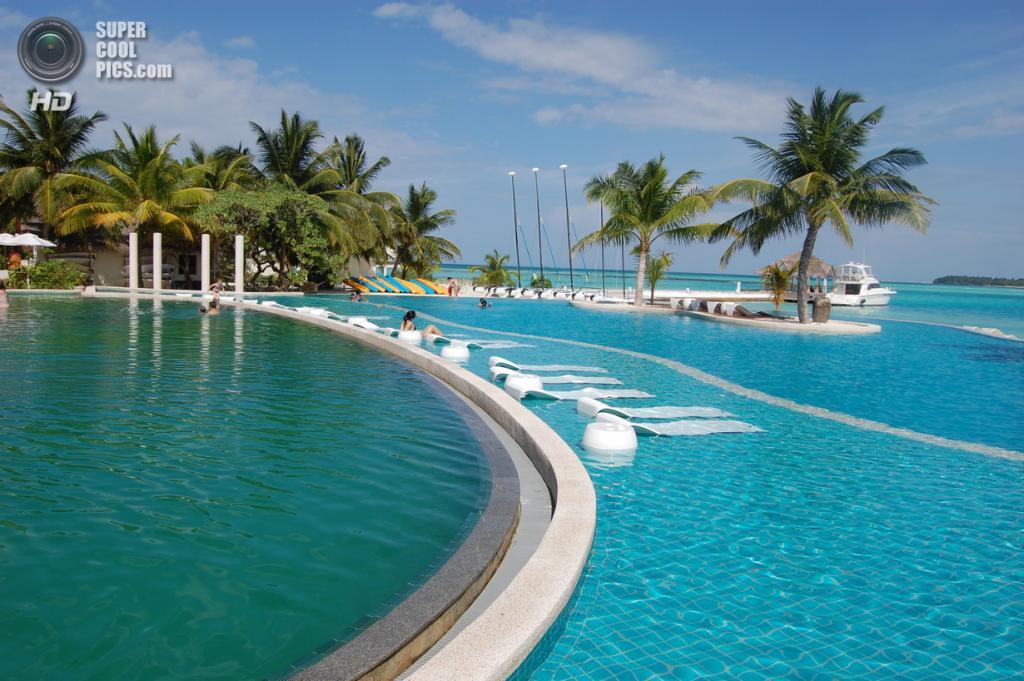 Мальдивы. (jason_coates)