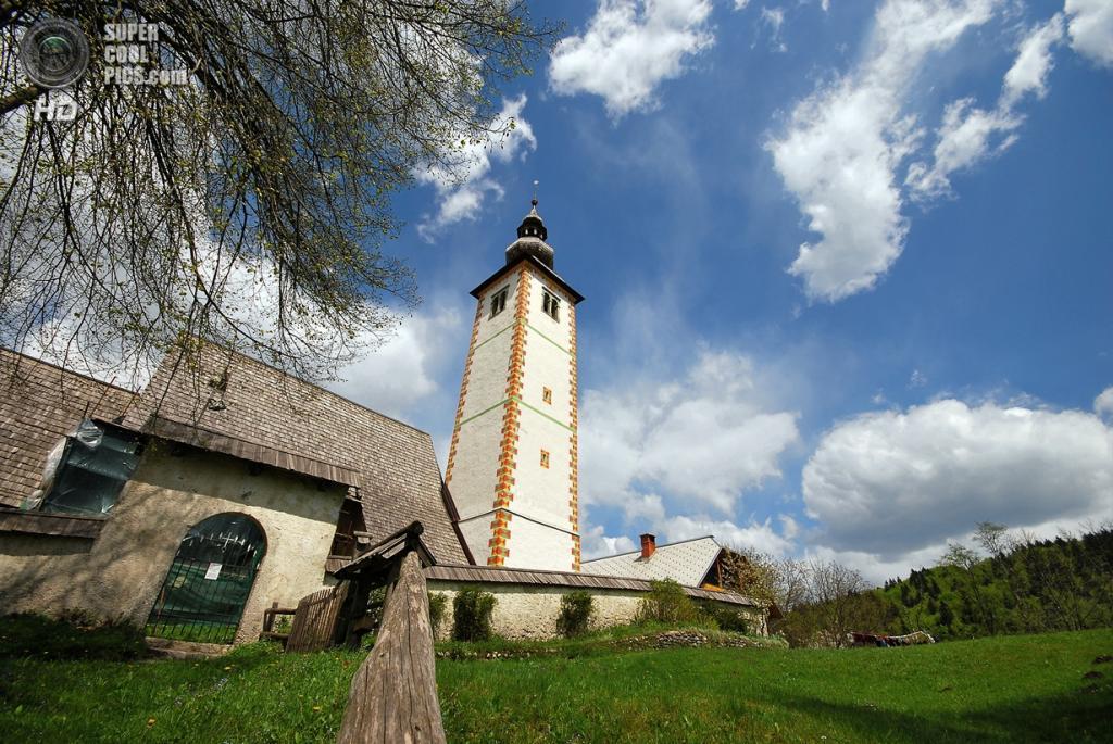 Словения. Триглавский национальный парк. (Victor Bayon)