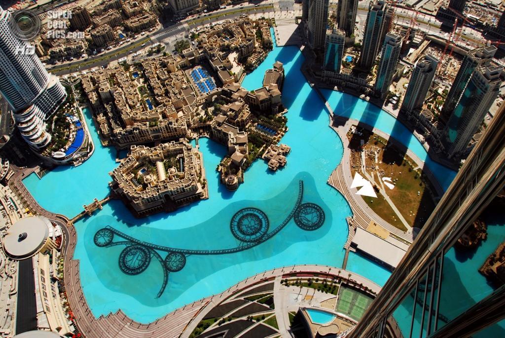 Объединенные Арабские Эмираты. Дубай. Музыкальный фонтан «Дубай». (Paolo Rosa)