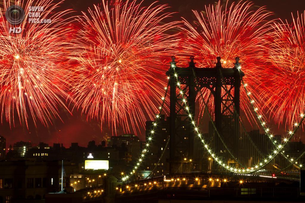 День независимости США. (Barry Yanowitz)
