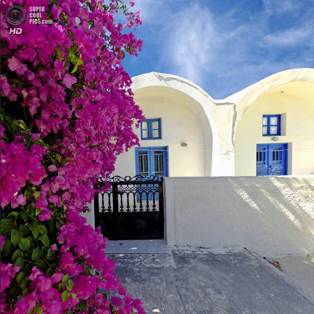 Греция. Остров Санторини. (Lila Braga)
